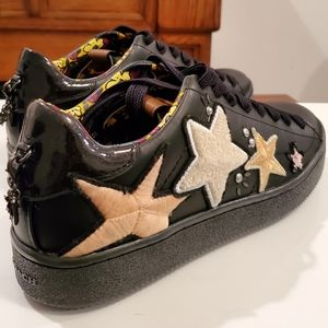 New!🗯Coach Star Patches Sneakers